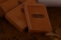 Luis Gonzaga - Коробка из кедрового дерева по 5 штук
